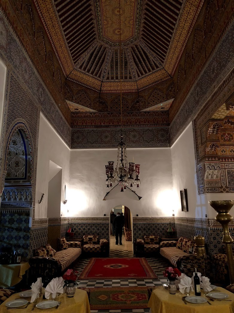 Maroc 80