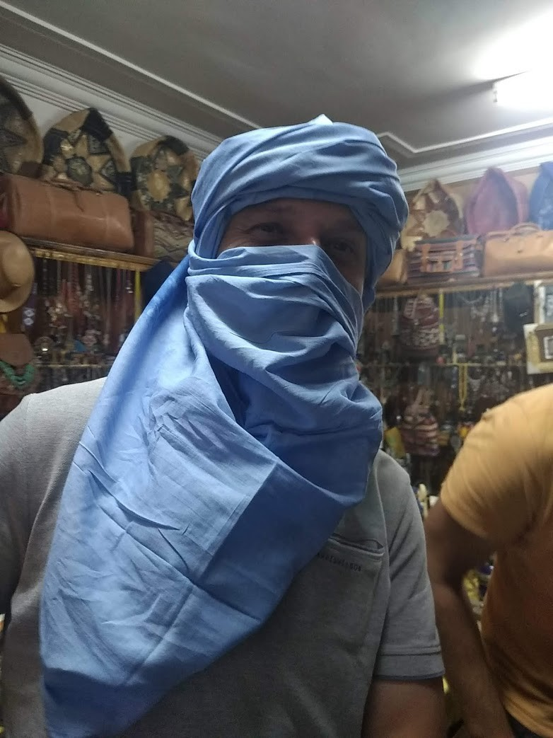 Maroc 95